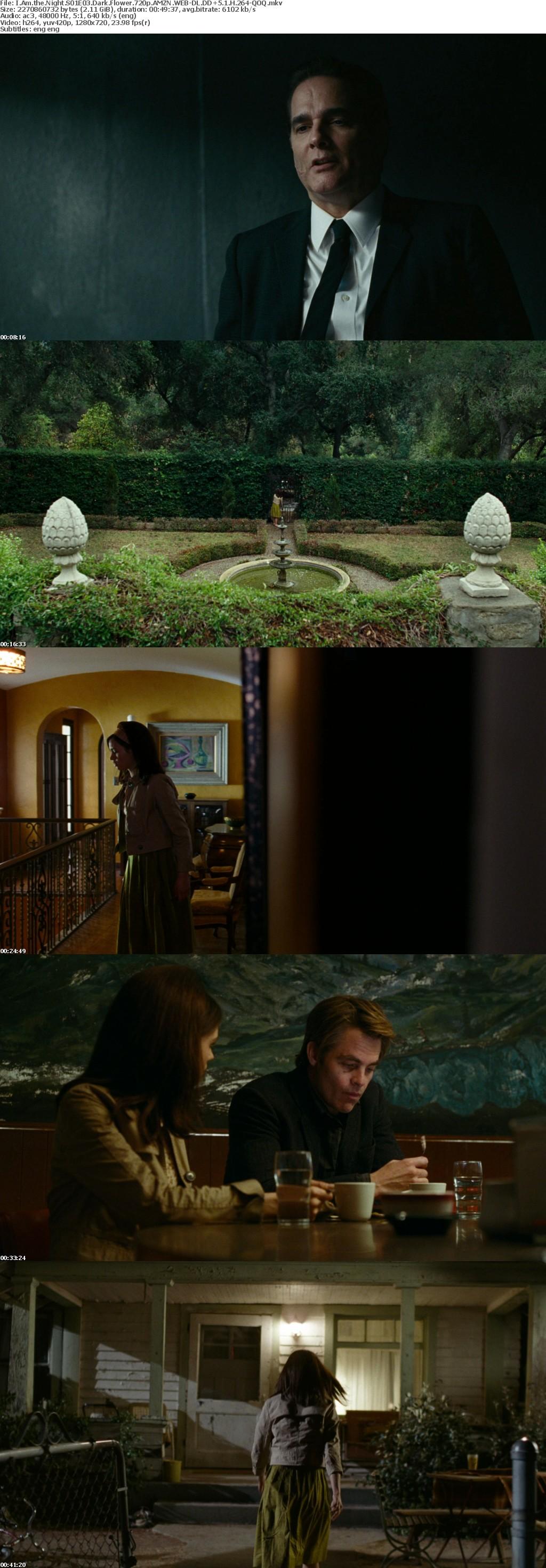 I Am the Night S01E03 Dark Flower 720p AMZN WEB-DL DD+5 1 H 264-QOQ