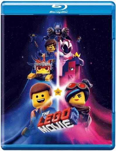 The LEGO Movie 2 The Second Part (2019) 1080p BRRip 5.1-2. 0 x264-Phun.Psyz