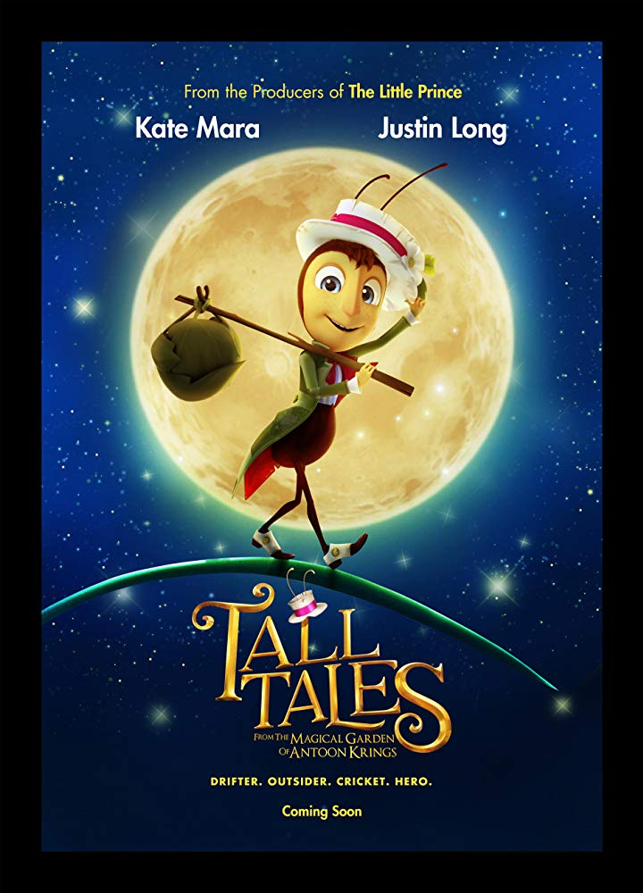 Tall Tales from the Magical Garden of Antoon Krings 2019 HDRip XviD AC3-EVO[TGx]