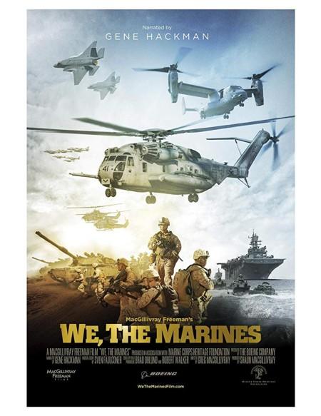 We the Marines 2017 720p BluRay 900MB x264-BONSAI