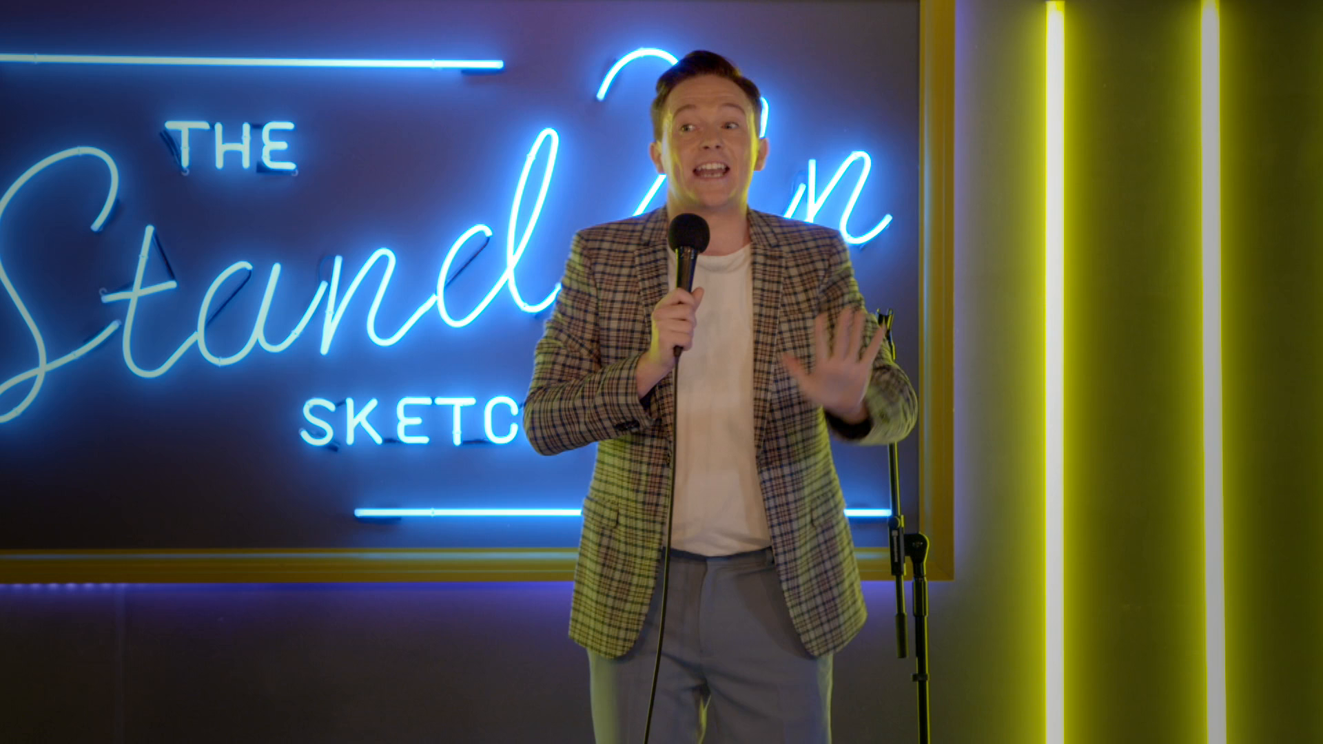 The Stand Up Sketch Show S01E02 1080p AMZN WEB-DL DDP2 0 H 264-NTb