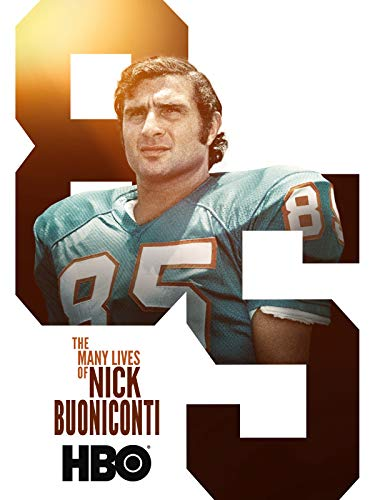 The Many Lives of Nick Buoniconti 2019 720p AMZN WEBRip DDP2 0 x264-NTG