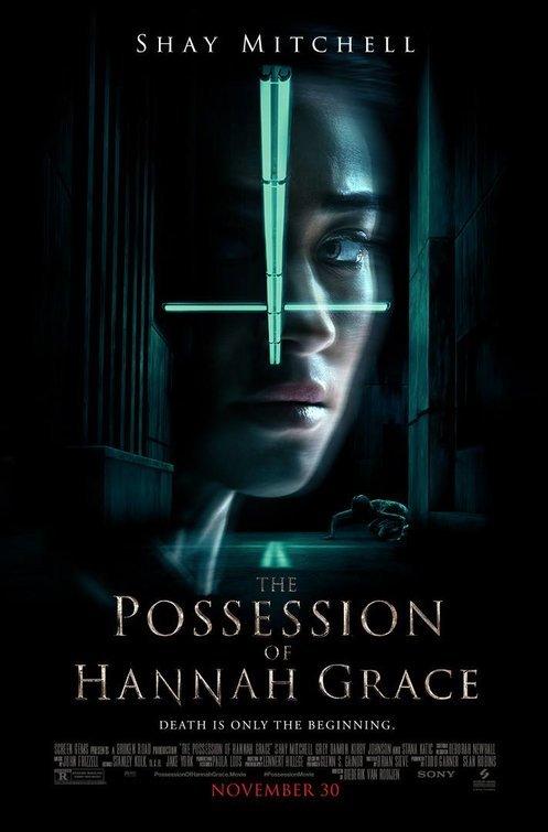 The Possession of Hannah Grace 2019 BRRip XviD AC3-EVO