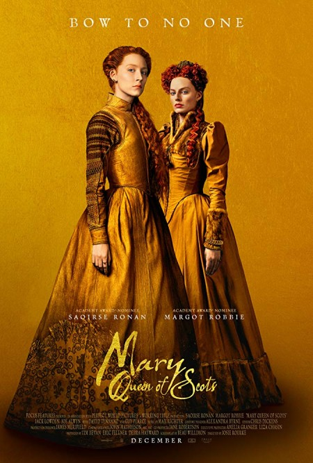 Mary Queen of Scots 2018 BRRip AC3 X264-CMRG
