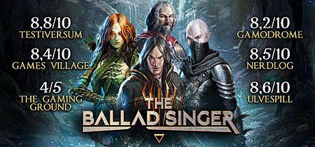 The Ballad Singer - SKIDROW