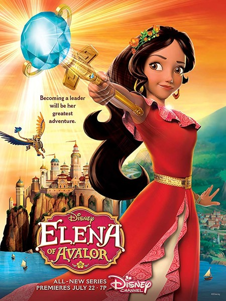Elena of Avalor S02E18 720p WEB x264-TBS