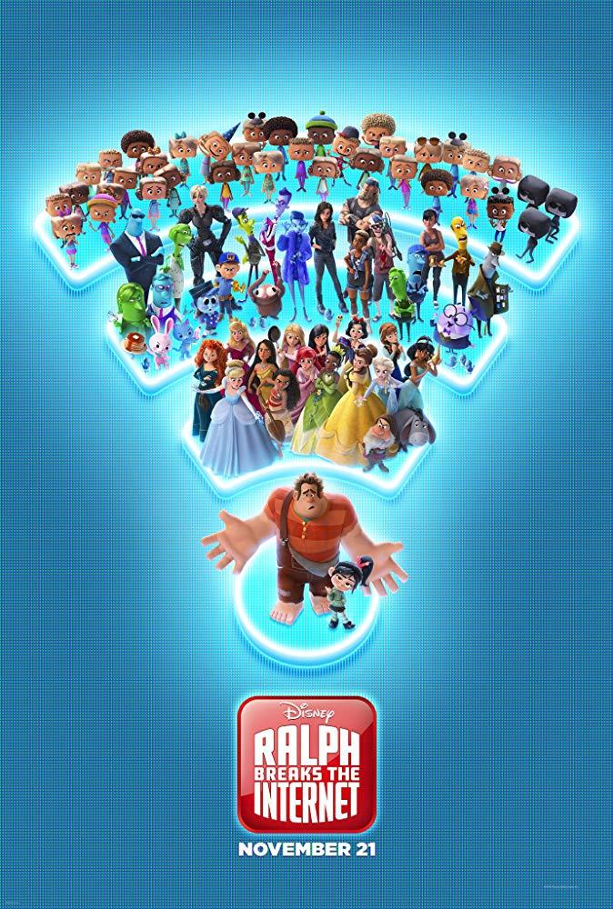 Ralph Breaks the Internet 2018 720p BluRay x264-SPARKS[EtHD]