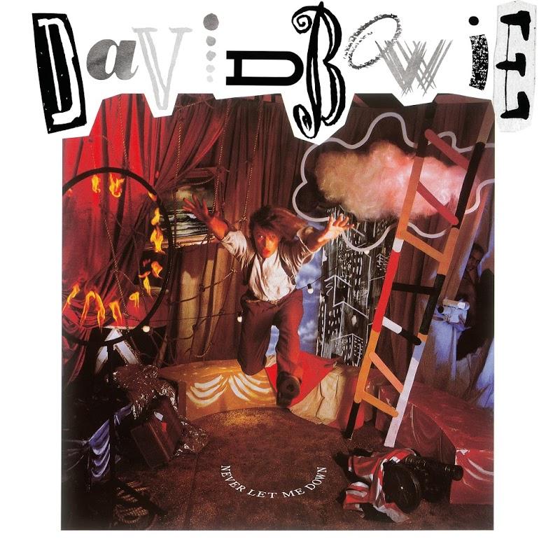 David Bowie - Never Let Me Down (Remaster) [Japanese V] (2019)