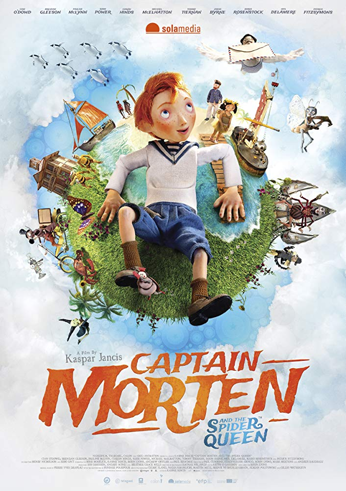 Captain Morten and the Spider Queen 2018 HDRip AC3 X264-CMRG[TGx]