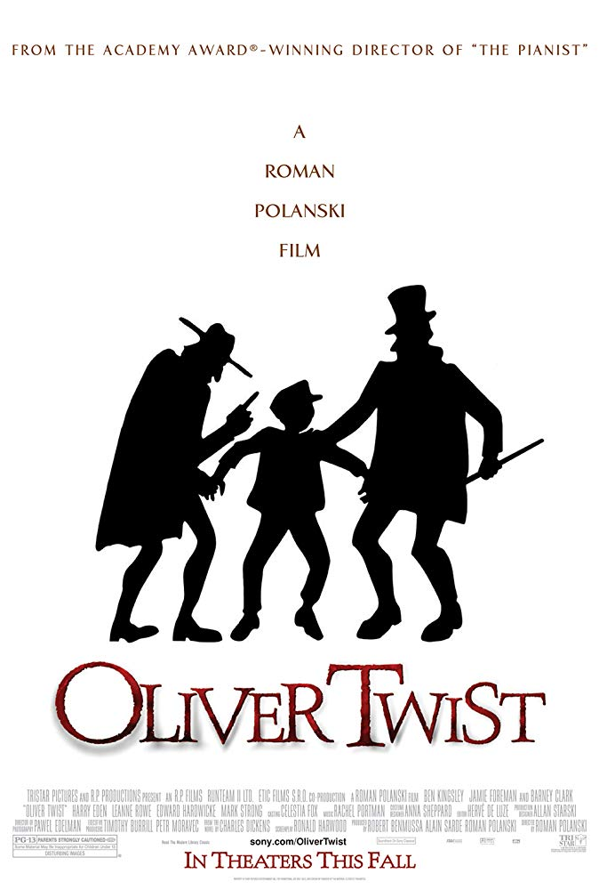 Oliver Twist 2005 720p BRRip x264-x0r