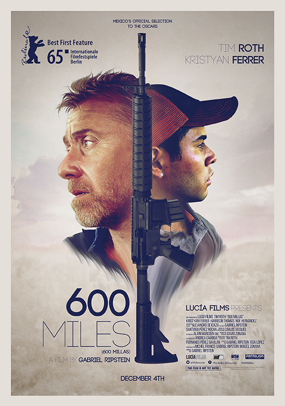 600 Miles 2015 BRRip XviD MP3-XVID