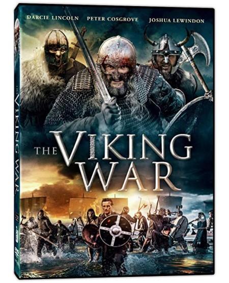 The Viking War (2019) 720p HDRip 800MB x264  GalaxyRG
