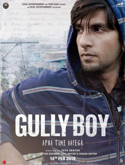 Gully Boy (2019) Hindi Pre  CAMRip x264  DLW