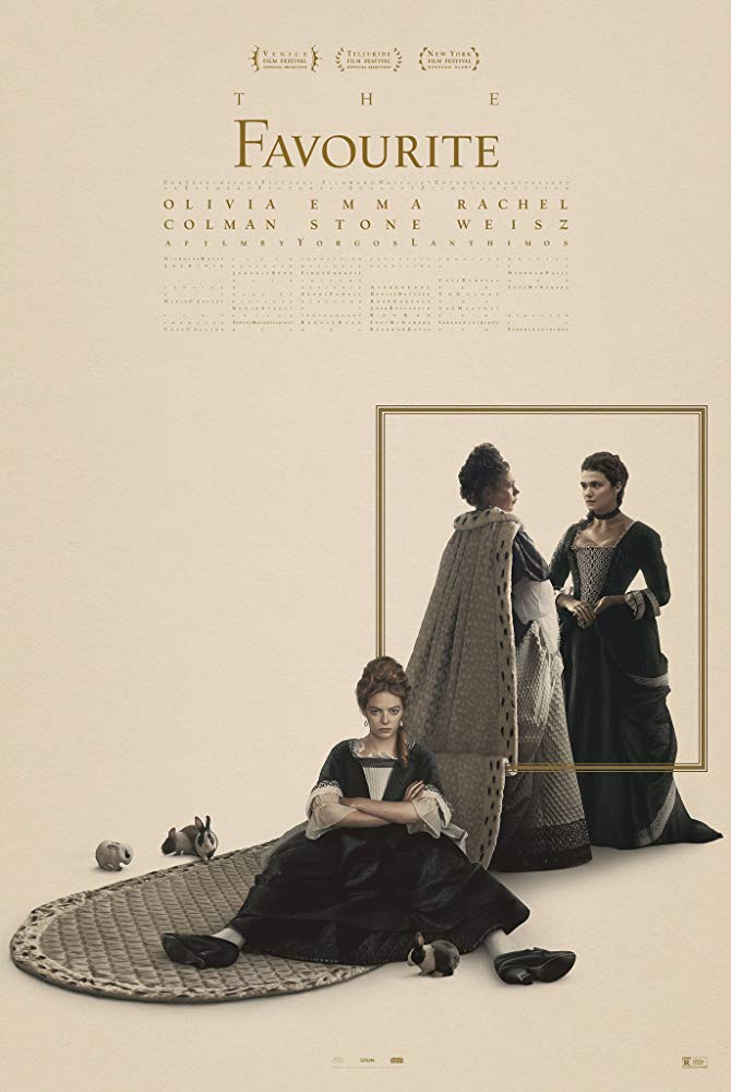 The Favourite 2018 720p BRRip HEVC MkvCage