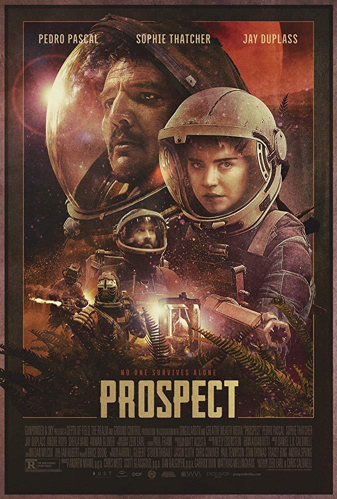 Prospect 2018 Thriller HDRip [OpenTsubasa]