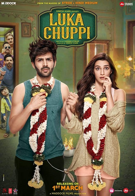 Luka Chuppi (2019) Hindi Pre Rip CineVood Exclusive