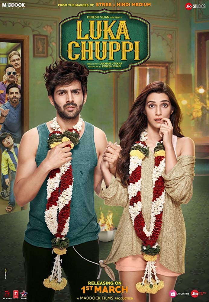 Luka Chuppi 2019 Pre-Dvd Hindi 720p x264 AAC - [Team MS]
