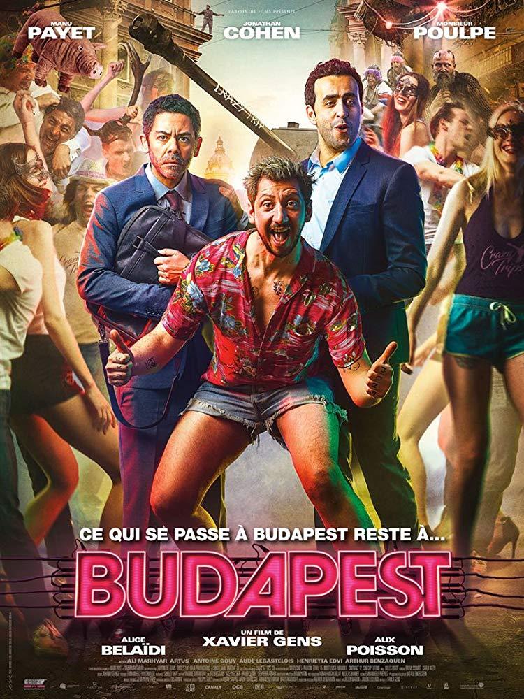Budapest 2018 720p WEB-DL x264 650MB (nItRo)-XpoZ