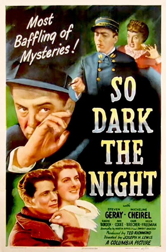 So Dark the Night 1946 1080p BluRay x264-GHOULS