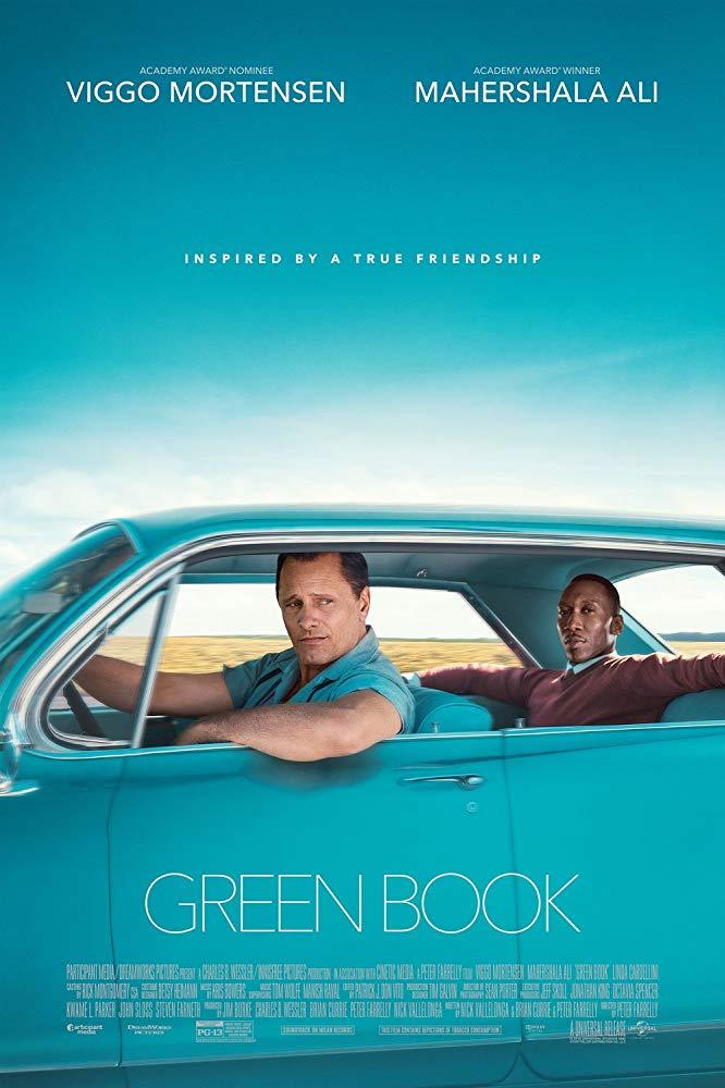 Green Book 2018 1080p BluRay 10bit HEVC 6CH MkvCage