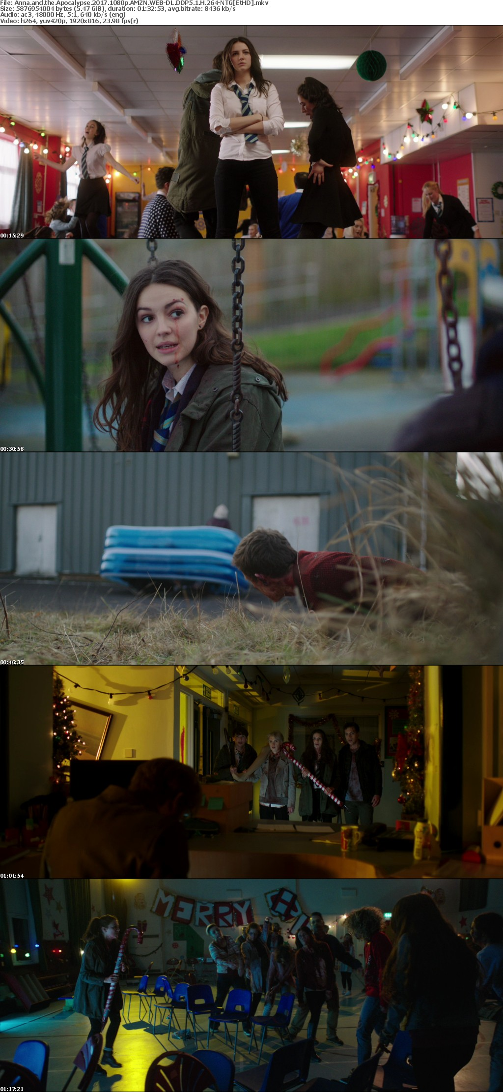 Anna and the Apocalypse 2017 1080p AMZN WEB-DL DDP5 1 H 264-NTG[EtHD]