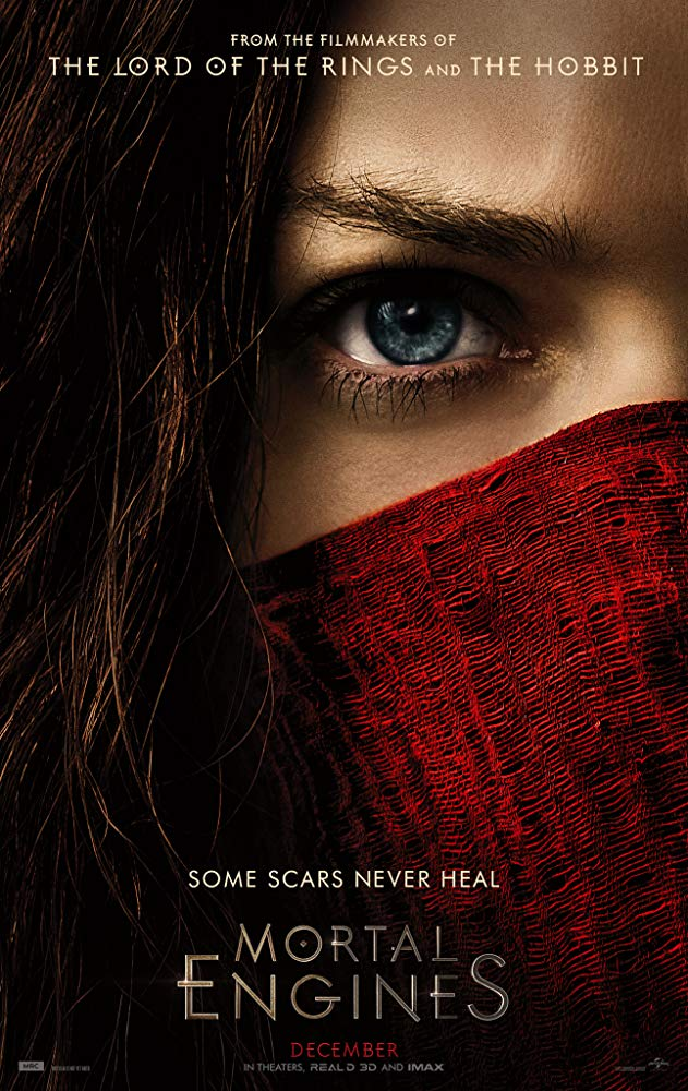 Mortal Engines 2018 x 1600 (2160p) HDR 5 1 x265 10bit Phun Psyz