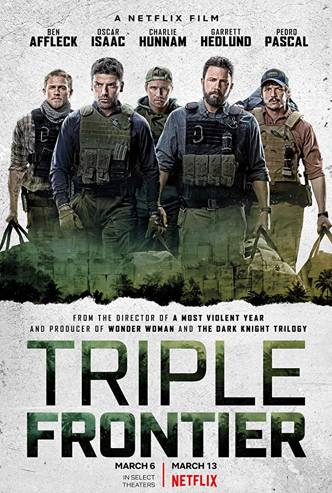 Triple Frontier 2019 [WEBRip] [720p] YIFY
