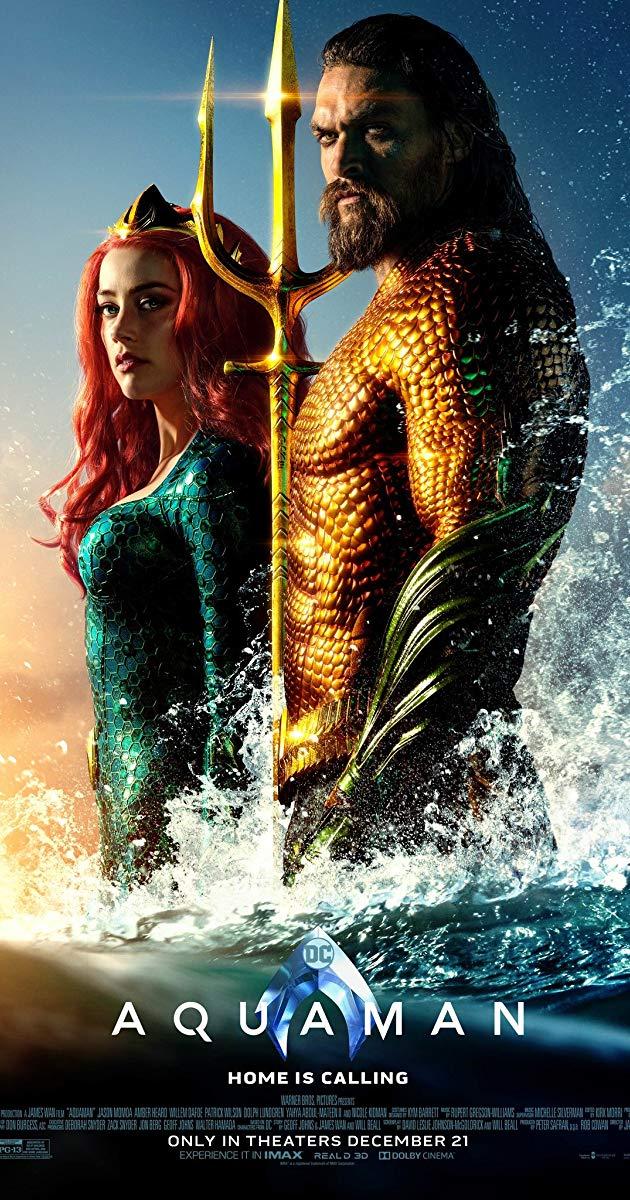 Aquaman 2018 1080p BluRay x264-SPARKS