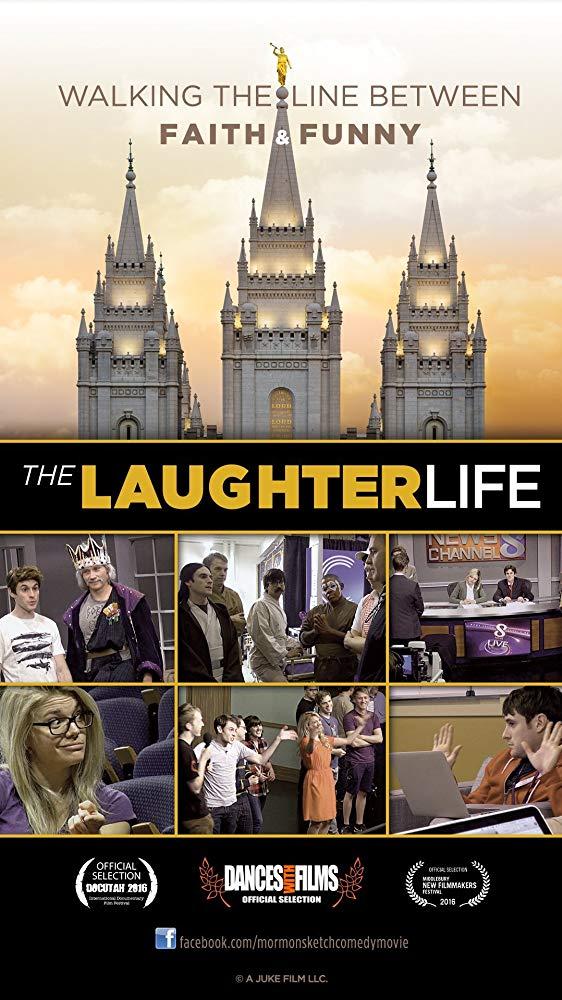 The Laughter Life 2018 720p HDRip 800MB x264-GalaxyRG