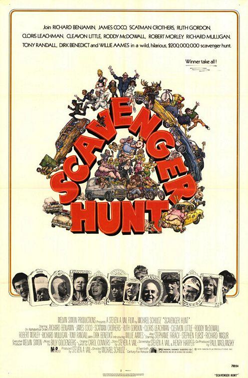 Scavenger Hunt 1979 BRRip XviD MP3-XVID