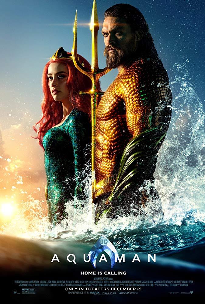Aquaman 2018 IMAX English (DD 5 1) BRRip x264 AAC ESub by Full4movies