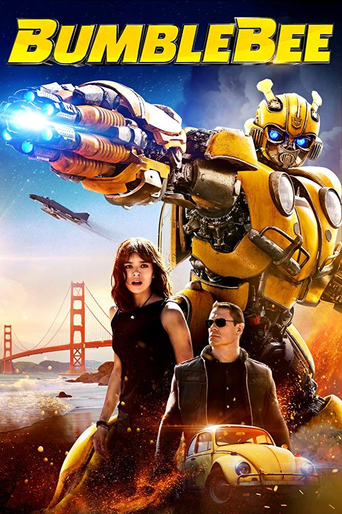 Bumblebee 2018 720p BRRip HEVC-MkvCage