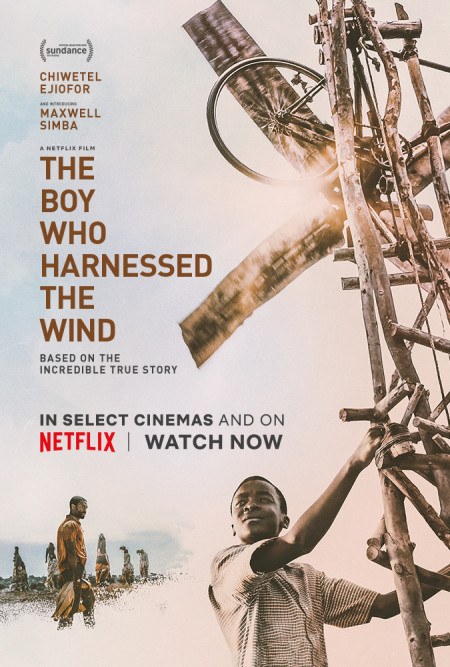 The Boy Who Harnessed the Wind (2019) HDRip XviD AC3 WoW