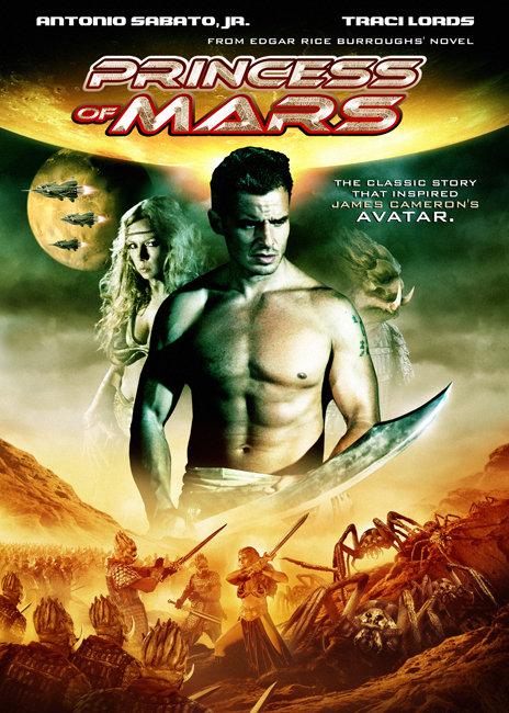 Princess of Mars 2009 BluRay 10Bit 1080p DD2 0 H265-d3g