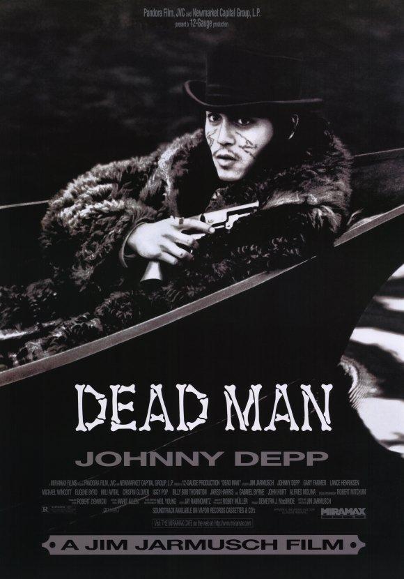 Dead Man 1995 720p BRrip