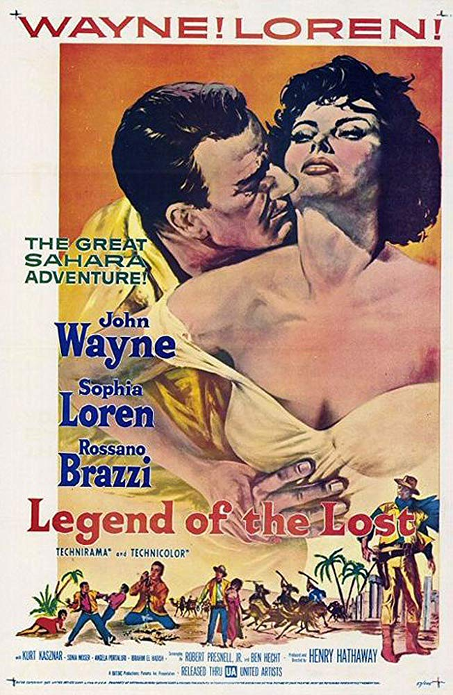 Legend of the Lost 1957 [BluRay] [720p] YIFY