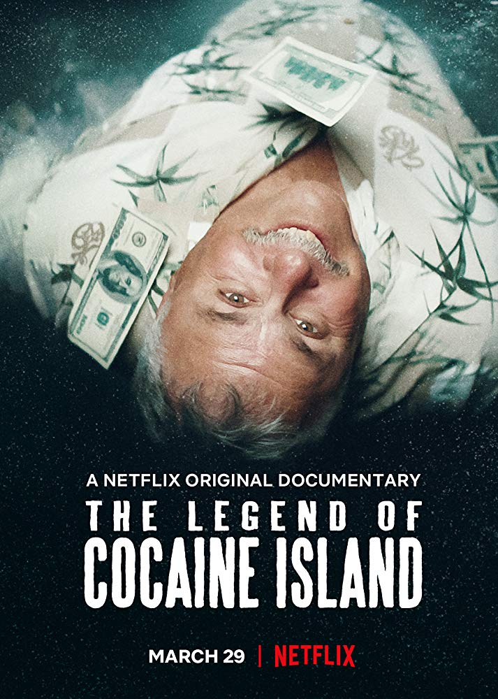 The Legend of Cocaine Island 2019 HDRip XViD-ETRG