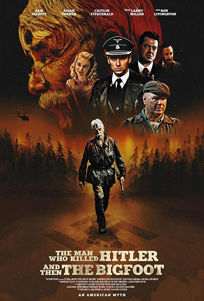 The Man Who Killed Hitler and Then The Bigfoot 2018 BRRip AC3 X264-CMRG