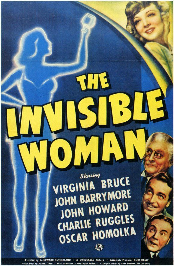 The Invisible Woman 1940 720p BluRay x264-x0r