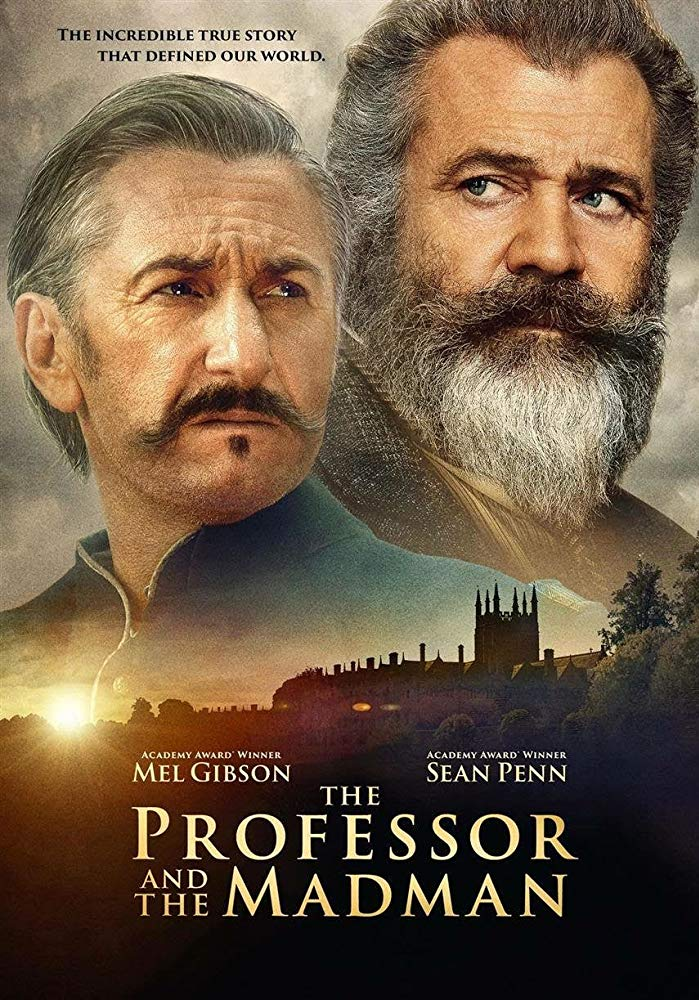 The Professor and the Madman 2019 WEB-DL XviD AC3-FGT