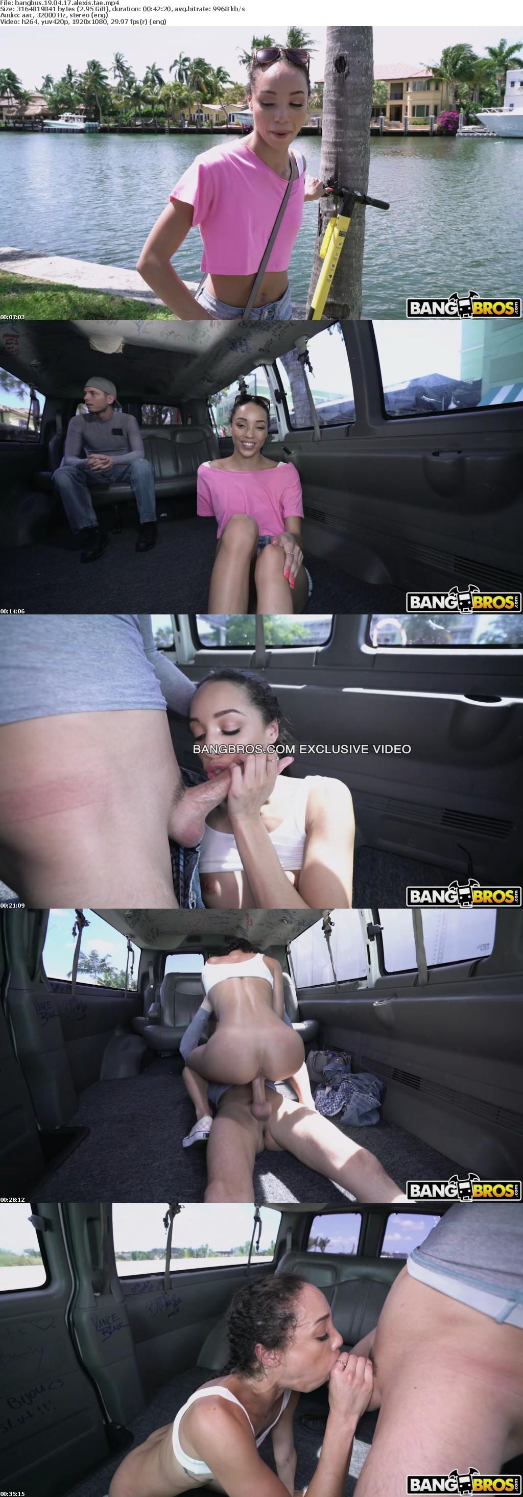 BangBus 19 04 17 Alexis Tae XXX 1080p MP4-KTR