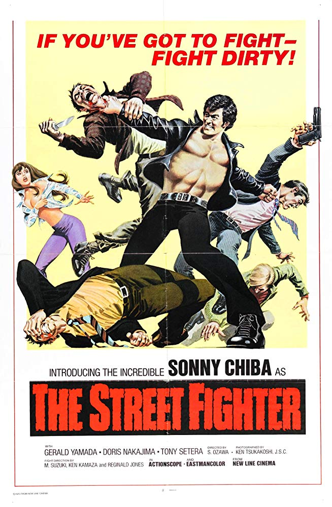 The Street Fighter 1974 JAPANESE BRRip XviD MP3-VXT