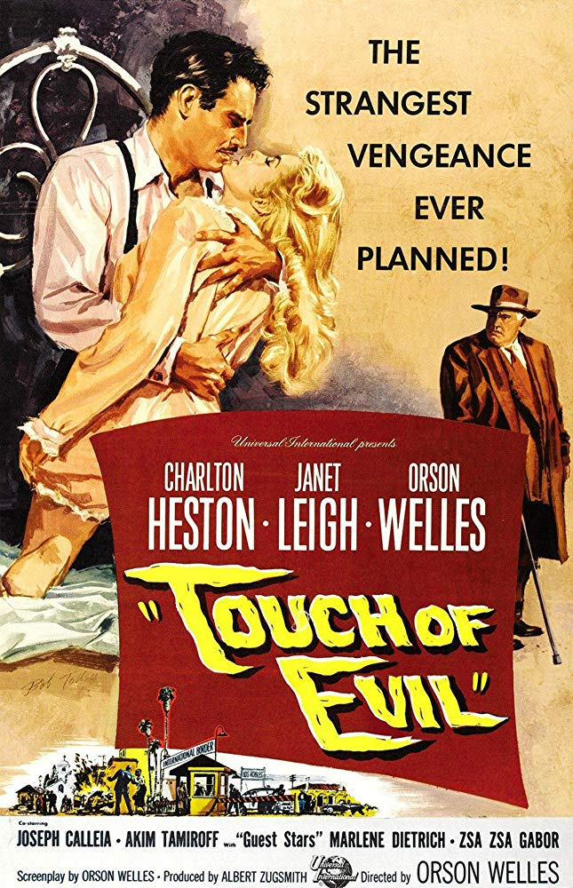 Touch of Evil 1958 [BluRay] [720p] YIFY