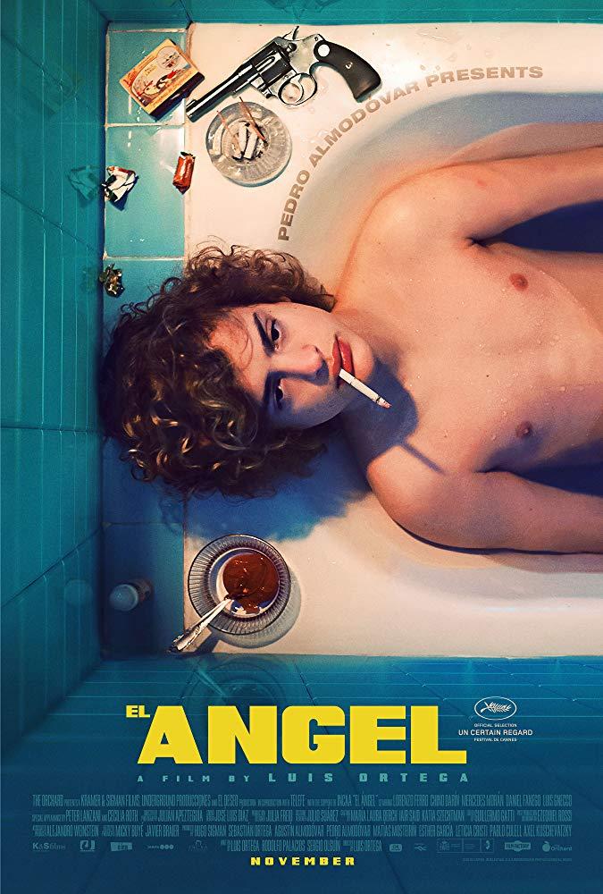 El Angel 2018 SPANISH 720p BluRay H264 AAC-VXT