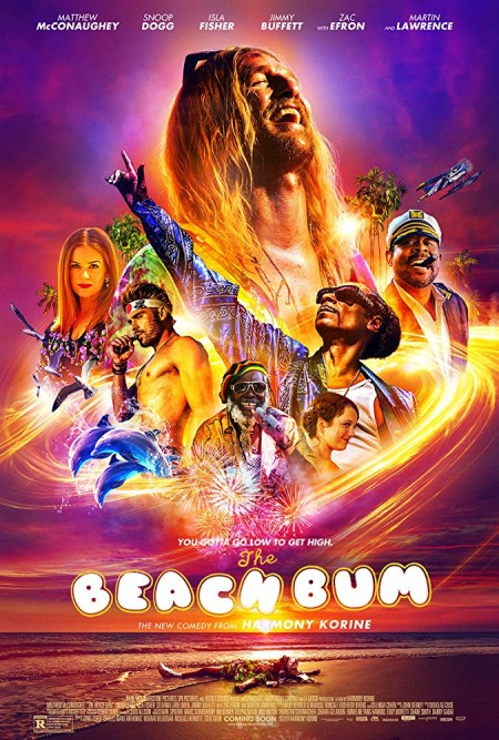 The Beach Bum 2019 720p HDCAM 900MB 1xbet x264-BONSAI