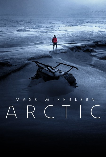 Arctic (2018) BRRip XViD-ETRG