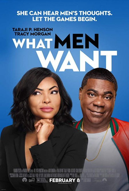 What Men Want (2019) 1080p WEB  DL DD5.1 H264 WoW