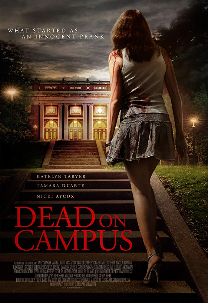 Dead On Campus 2014 BRRip XviD MP3-XVID