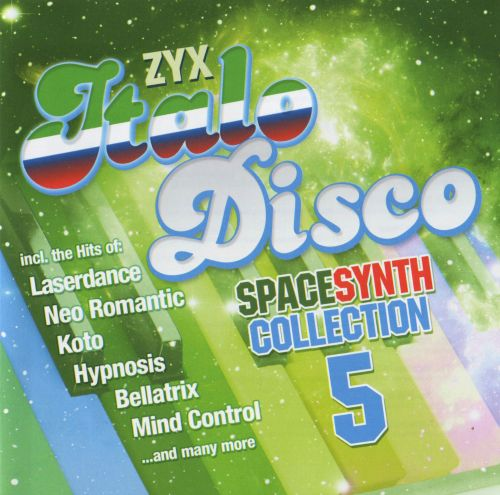 VA - ZYX Italo Disco Spacesynth Collection 5 (2019)