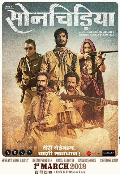 Sonchiriya (2019) Hindi 720p HDRip x264-DLW